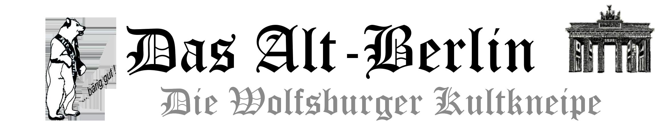 Alt Berlin Wolfsburg Logo